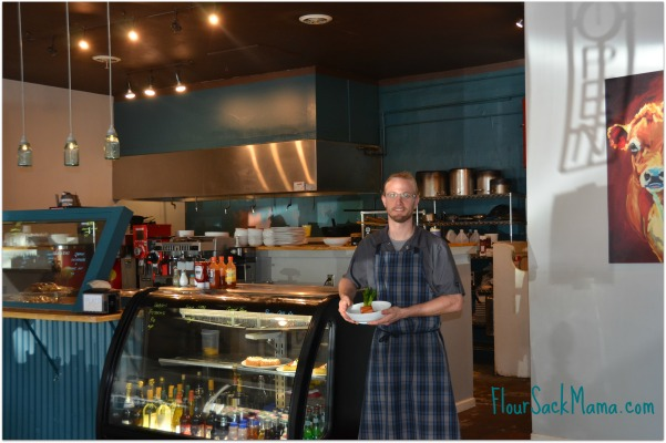 Plaid Apron Restaurant Owner