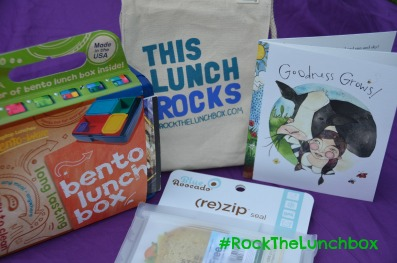 Prize Rock the Lunch Box