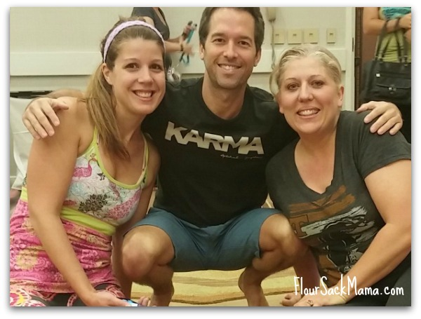 ShiftCon yoga group