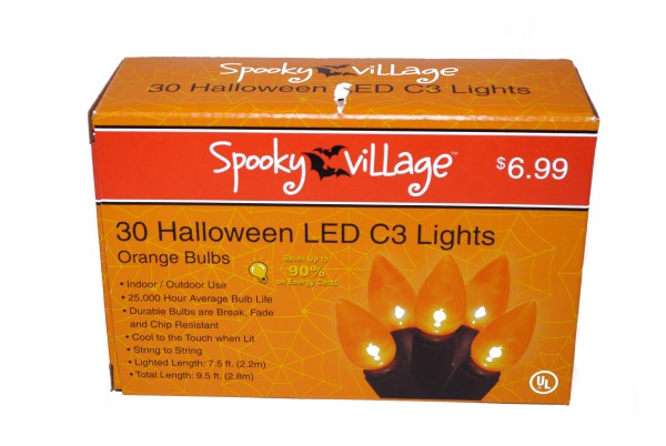cvsspookyvillage30halloweenledc3lightsoctober2014