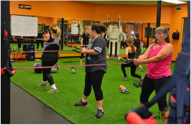 HIIT Class with Coach Kasey