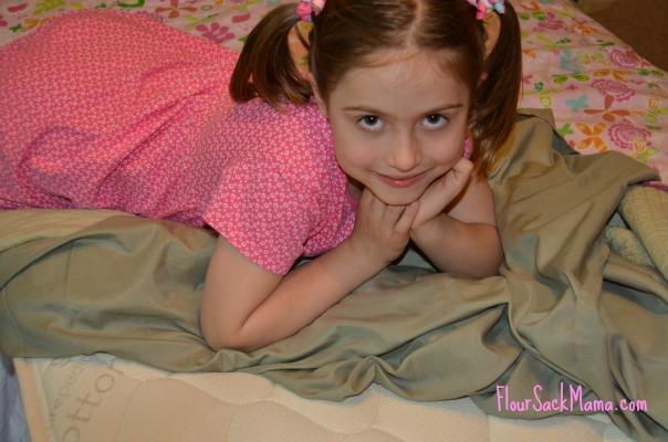 Big Girl Bed 1