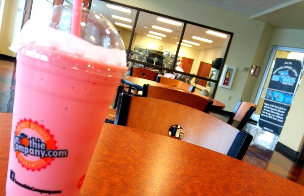 Pink Smoothie at NFC