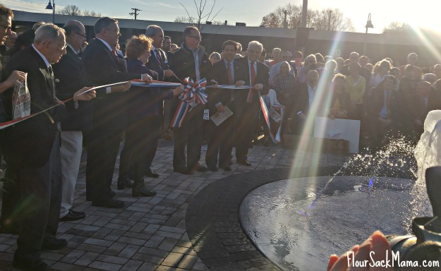 Ribbon Cutting for Manhattan Project National Historical Park in Oak Ridge, TN