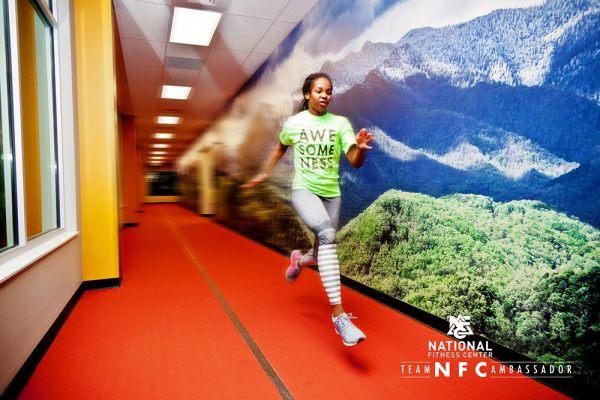 Krystal Running Track