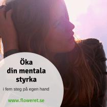 mentalt stark i fem steg