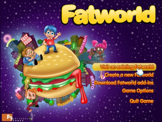 Fatworld by Persuasive Games