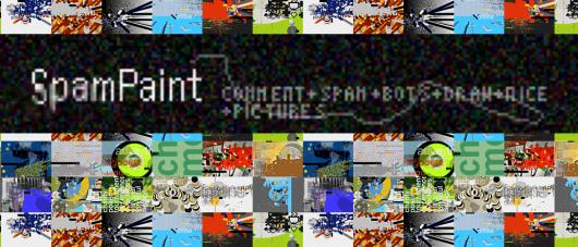 SpamPaint