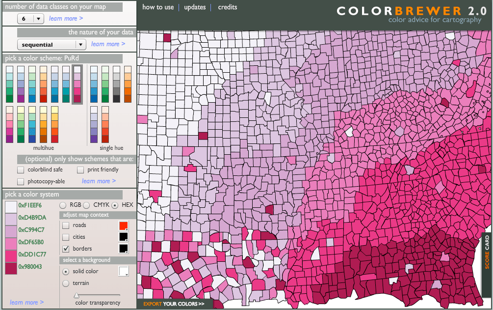 Google Map S Us - Interactive us map color