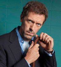 Hugh Laurie of House