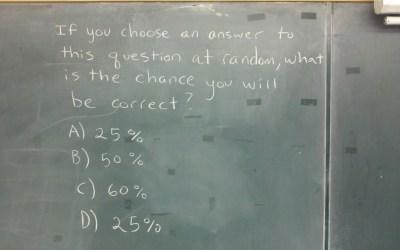 Best Math Question EVAR