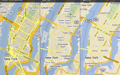 New York redesign