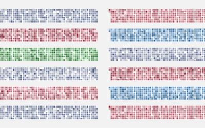 Calendar heatmaps made easy