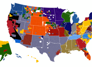 Football fans in the United States