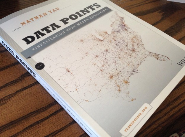 Data Points by Nathan Yau