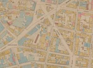 Maps from NYPL