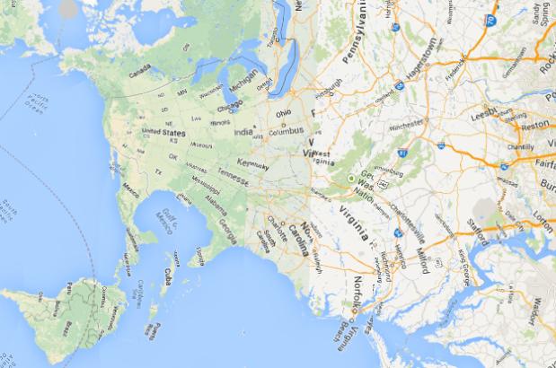 Extreme Mercator