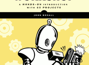 Arduino Workshop cover