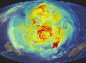 Life of Earths' CO2