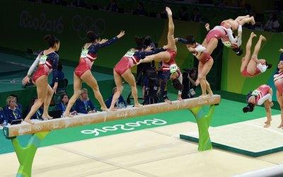 Hernandez balance beam