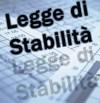 DDL Stabilità