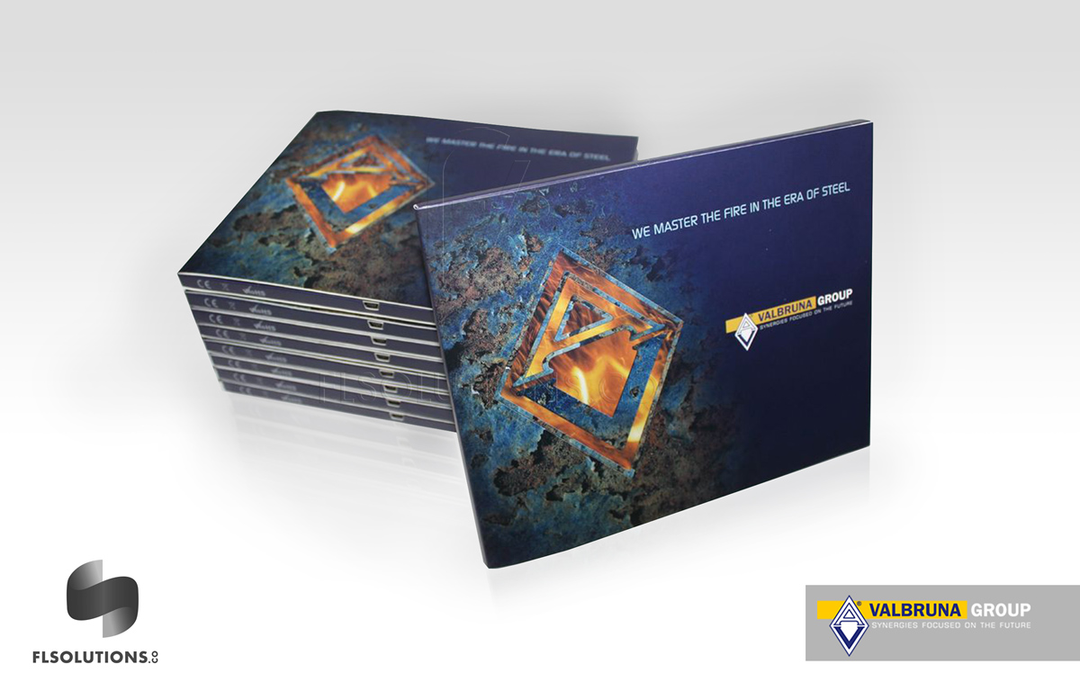 Video Brochures by FL Solutions Valbruna Video Brochure