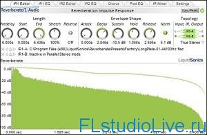 скачать VST эффект - LiquidSonics Reverberate VST v1.772 - для FL Studio