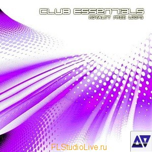 Пакет лупов Club Essentials от Pulsed Productions - для FLStudio