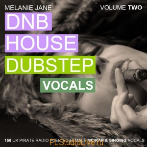 Скачать Melanie Jane House and Dubstep Vocals Vol. 2 для FL Studio Depositfiles