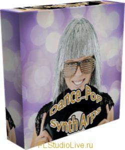 Скачать лупы Quickmix Audio - Chartbreaker Dance-Pop Synths & Arps для FL Studio