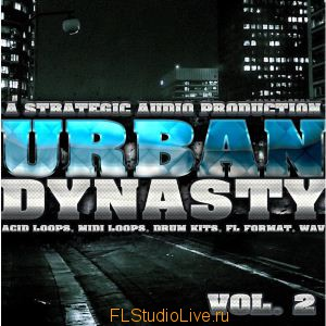 Strategic Audio - Urban Dynasty Money Music Vol 2