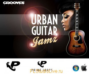 Коллекция лупов Prime Loops- Urban Guitar Jamz для FL Studio