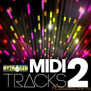 Скачать лупы для FL Studio Hy2rogen MIDI Tracks Vol.2