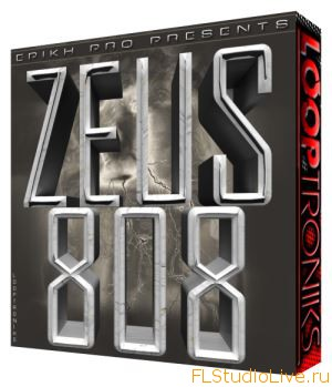 Комплект сэмплов Looptroniks Epikh Pro Presents Zeus 808для FL Studio