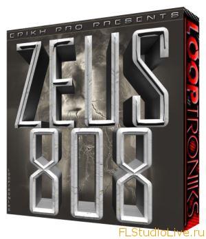 Комплект сэмплов Looptroniks Epikh Pro Presents Zeus 808для FL Studio