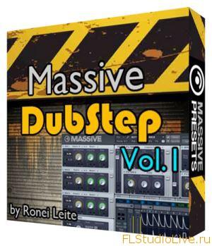 Скачать пресеты для NI Massive - Massive Dubstep Vol 1