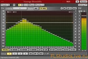 Скачать VST плагин для FL Studio - Voxengo Shinechilla v1.0