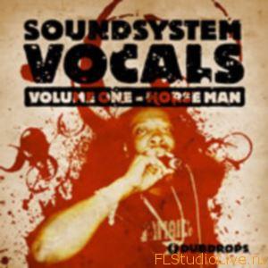 Вокальные сэмплы для FL Studio Dubdrops Soundsystem Vocals Vol.1