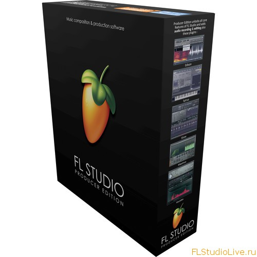 Скачать Image-Line FL Studio Producer Edition 12.4 Build 29 Portable