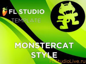 Zodiac FL Studio Monstercat Style Template FLP WAV MIDI REX