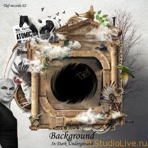 Сэмплы для FL Studio Tief Background in Underground Dark WAV