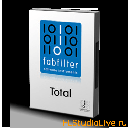 Набор VST плагинов FabFilter Total Bundle v2016.12.15 Incl Patched and Keygen WiN
