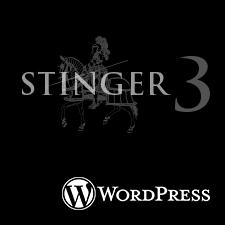 STINGER3ロゴ