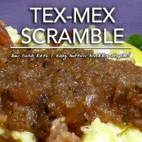 Spicy Tex-Mex Scramble
