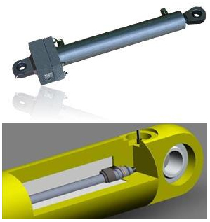 Fluid Power Smart Cylinder