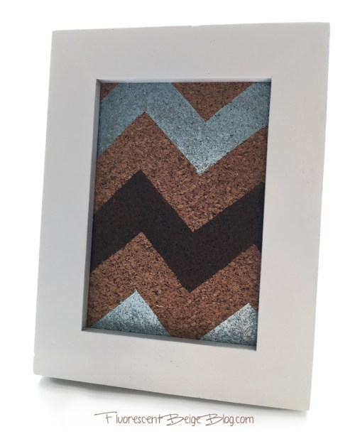 Cork Art Frame