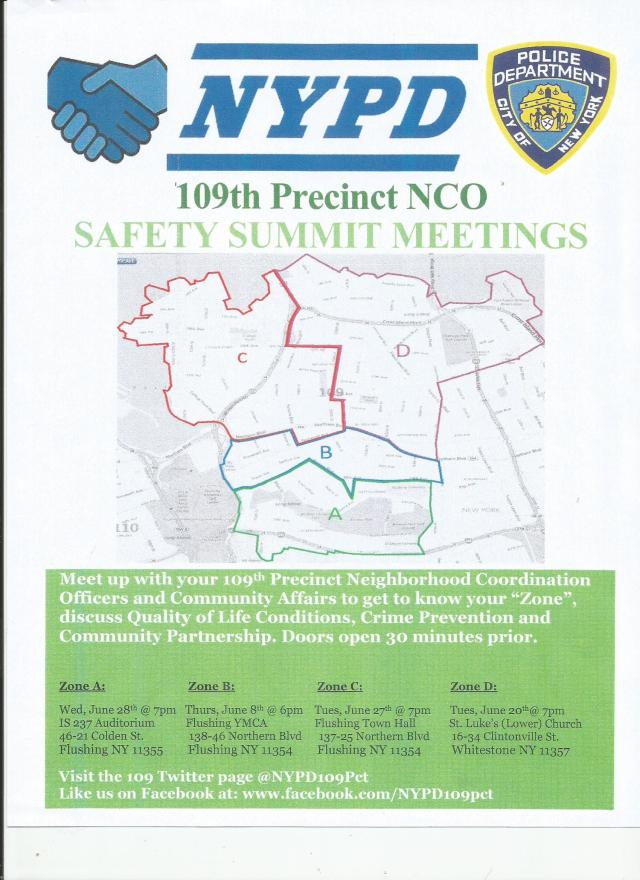 NCO Safety Summit