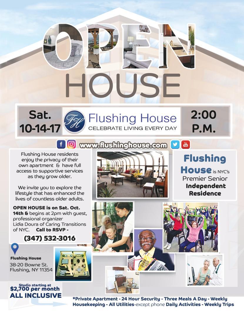 Flushing House