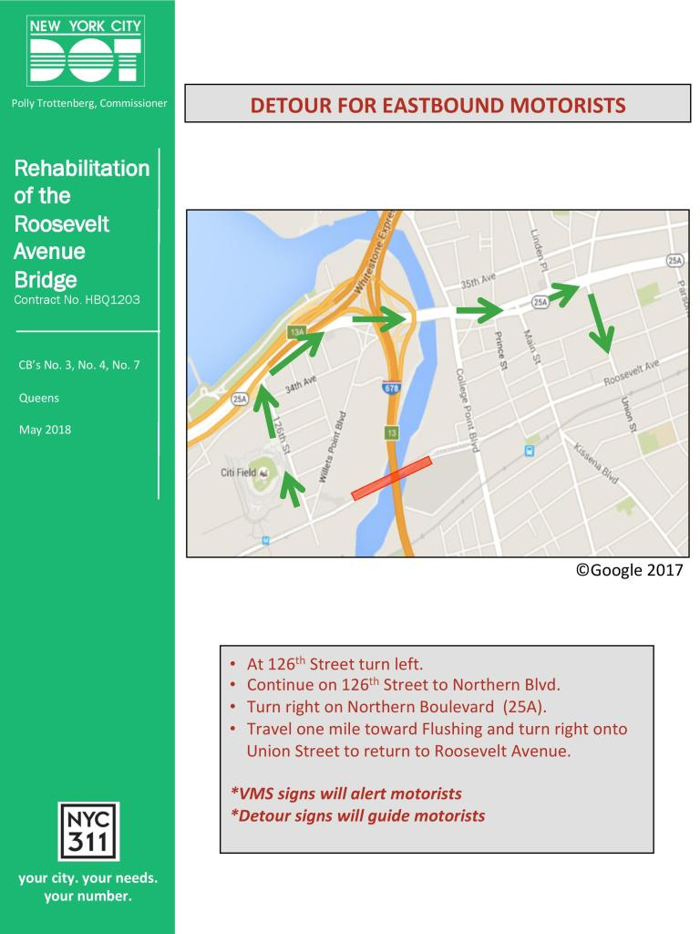 LANE CLOSURE NOTICE - Roosevelt Ave Bridge - May 10 - 19-page-002