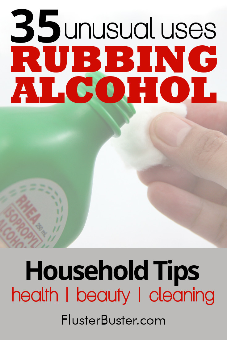 Large Of Rubbing Alcohol In Ear
